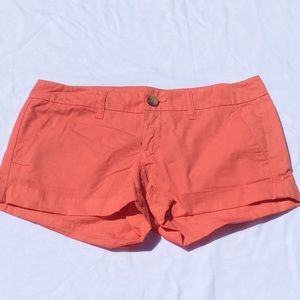 American Eagle Outfitters Apricot shorts